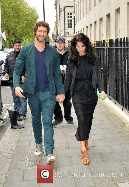 Howard Donald and Grosvenor House 1