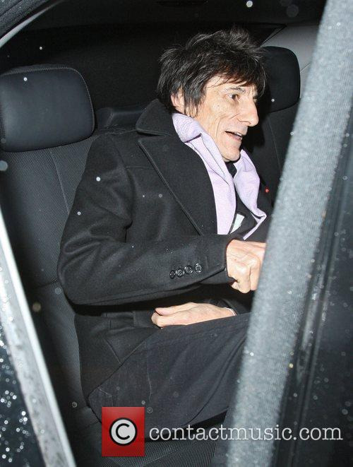 Ronnie Wood and Ivy Club 5
