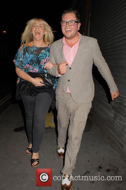 sally lindsay and alan carr out and 3983514