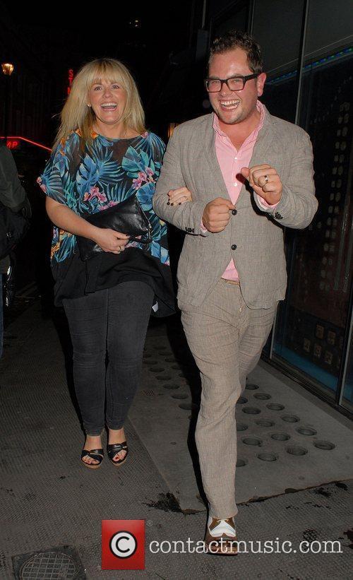 Sally Lindsay and Alan Carr 4