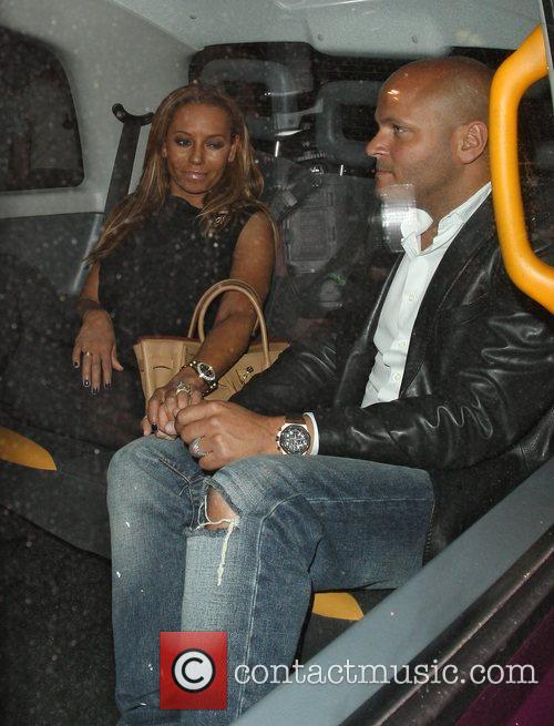 Mel B and Stephen Belafonte 7