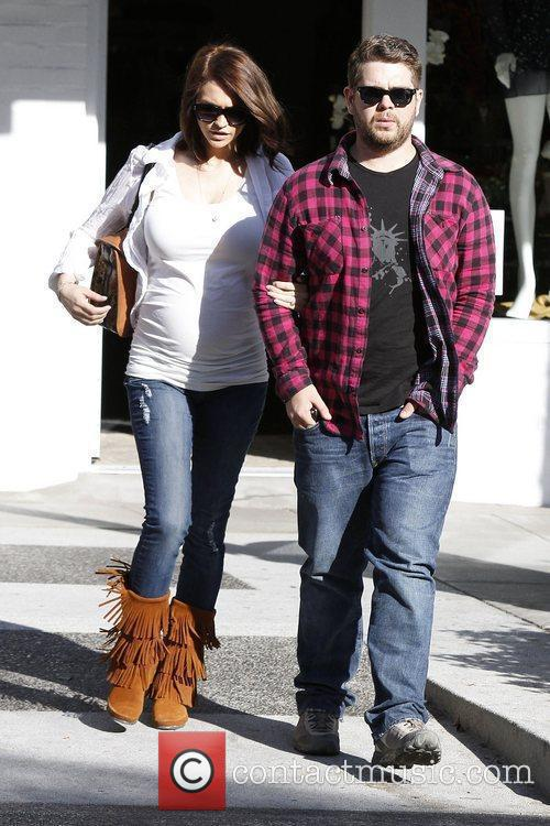 Jack Osbourne and La Scala 9