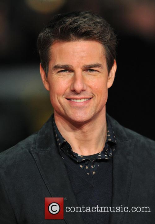 Jack Reacher, Odeon Leicester Square and Arrivals 9