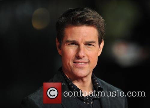 Jack Reacher, Odeon Leicester Square and Arrivals 7