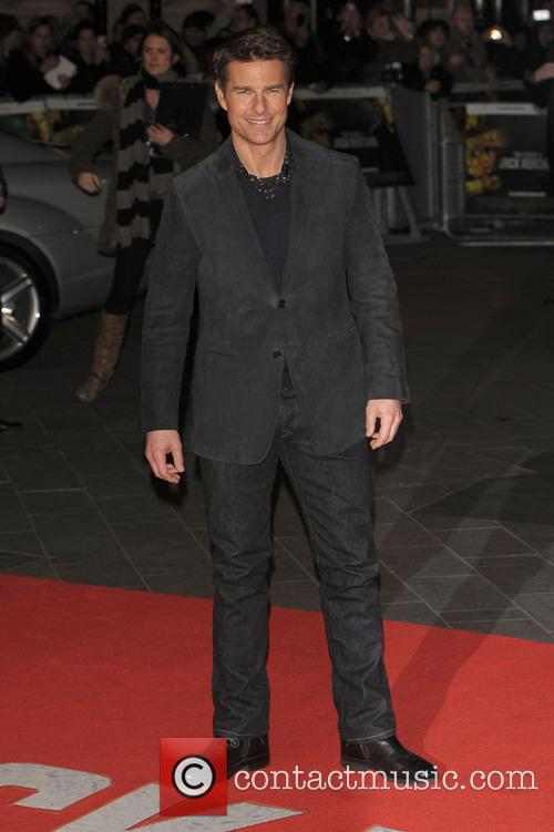 Jack Reacher' U., K, Odeon Leicester Square and Arrivals 4