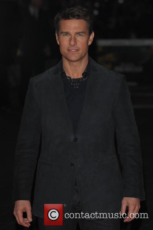 Jack Reacher' U., K, Odeon Leicester Square and Arrivals 2