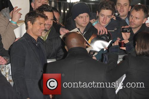 Jack Reacher' U., K, Odeon Leicester Square and Arrivals 8