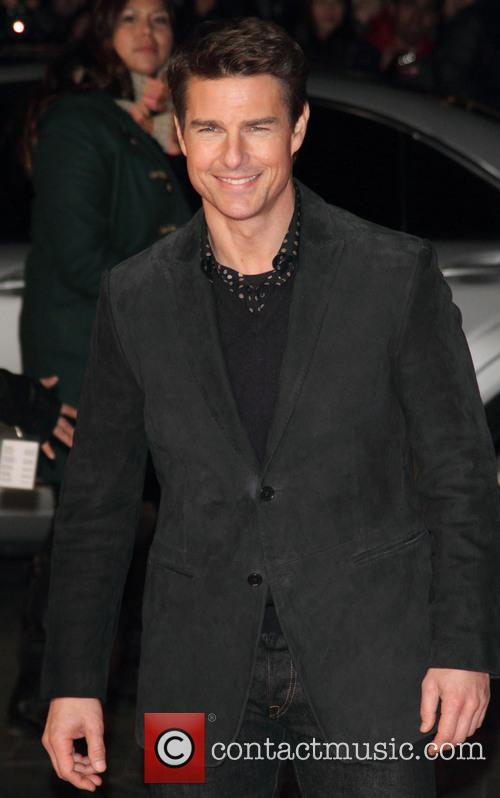 Jack Reacher, Odeon Leicester Square and Arrivals 24