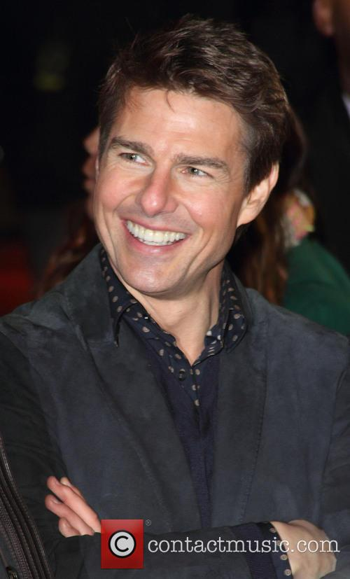 Jack Reacher, Odeon Leicester Square and Arrivals 26