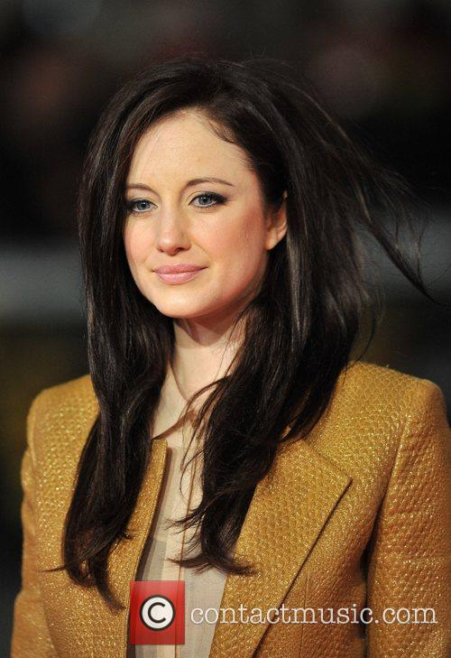 Andrea Riseborough and Odeon Leicester Square 1