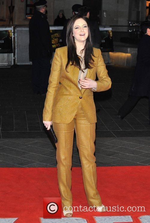 Andrea Riseborough and Odeon Leicester Square 2