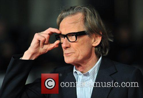Bill Nighy and Odeon Leicester Square 3