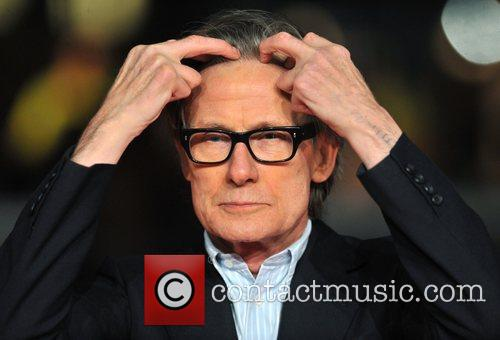 Bill Nighy and Odeon Leicester Square 2