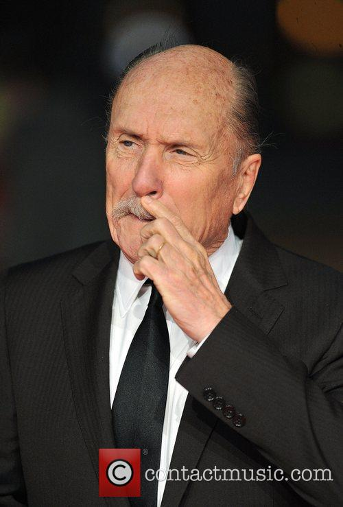 Robert Duvall and Odeon Leicester Square 3