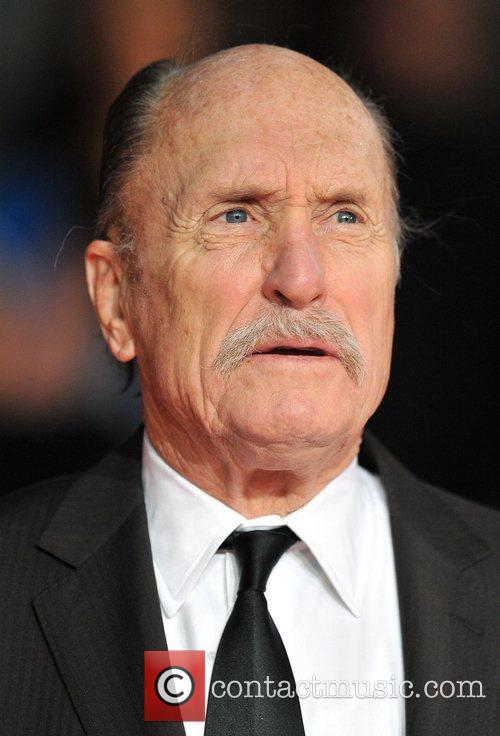Robert Duvall and Odeon Leicester Square 1