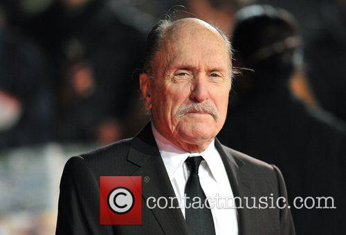 Robert Duvall and Odeon Leicester Square 2