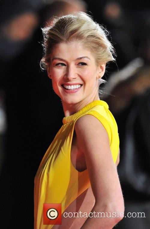 Rosamund Pike and Odeon Leicester Square 5