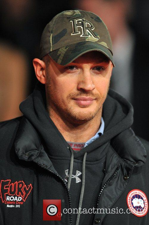 Tom Hardy, Odeon Leicester Square