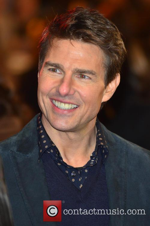 Jack Reacher, Odeon Leicester Square and Arrivals 13