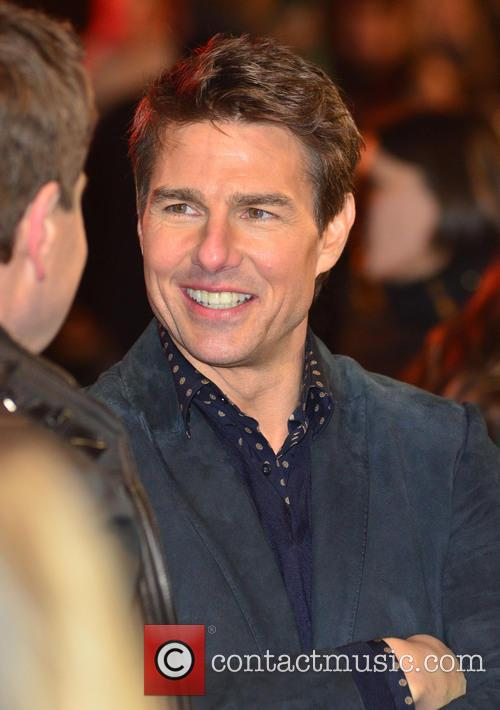 Jack Reacher, Odeon Leicester Square and Arrivals 21