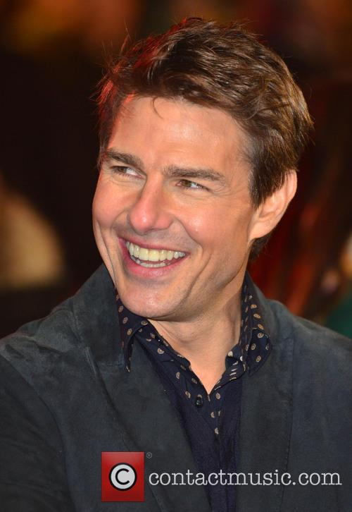 Jack Reacher, Odeon Leicester Square and Arrivals 10