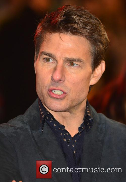 Jack Reacher, Odeon Leicester Square and Arrivals 20