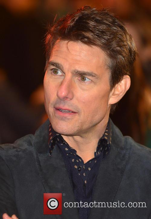 Jack Reacher, Odeon Leicester Square and Arrivals 14