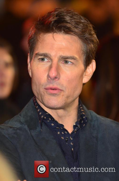 Jack Reacher, Odeon Leicester Square and Arrivals 17