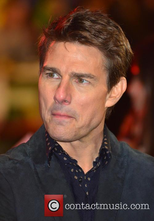 Jack Reacher, Odeon Leicester Square and Arrivals 22