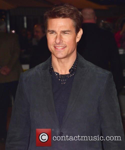 Jack Reacher, Odeon Leicester Square and Arrivals 19