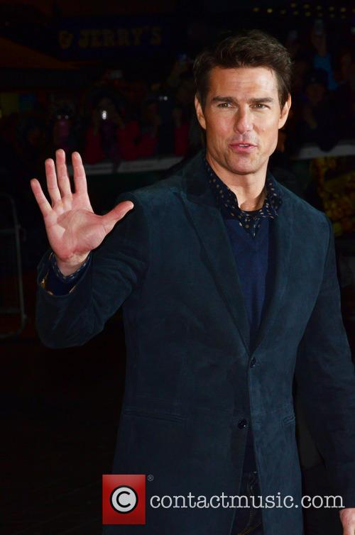 Jack Reacher, Odeon Leicester Square, Arrivals