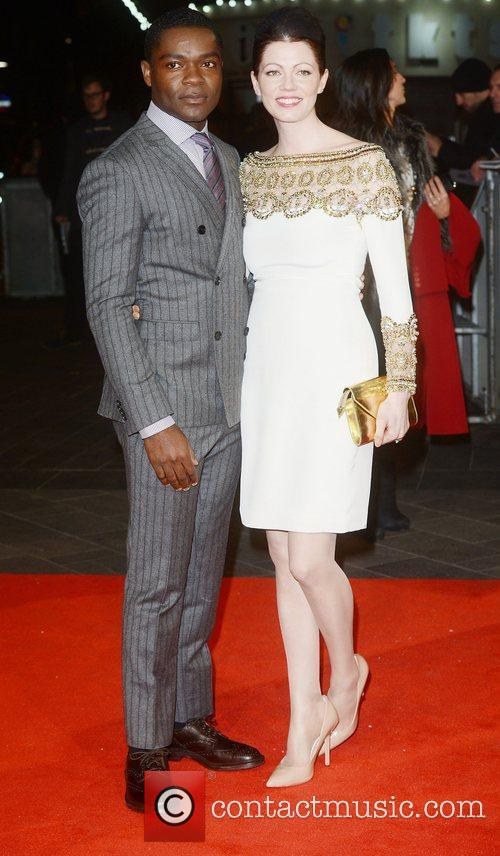 David Oyelowo, Jack Reacher, Odeon, Leicester Square, London and England 2