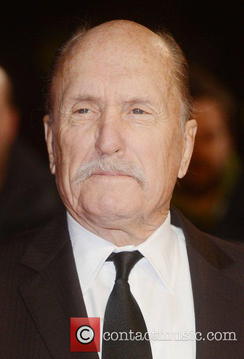 Robert Duval, Jack Reacher, Odeon, Leicester Square, London and England 1