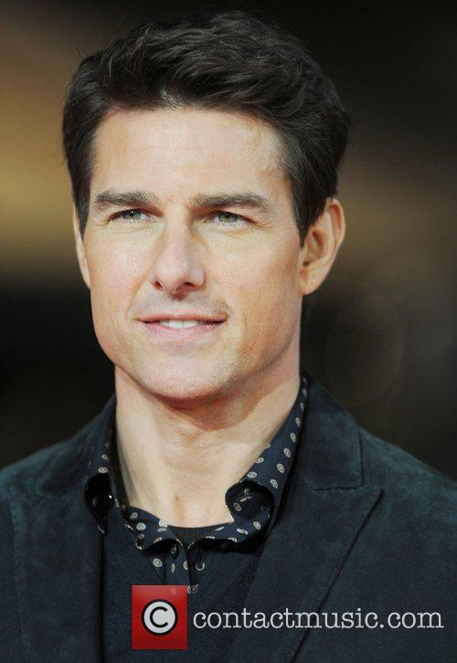 Tom Cruise, Jack Reacher, Odeon, Leicester Square, London and England 5