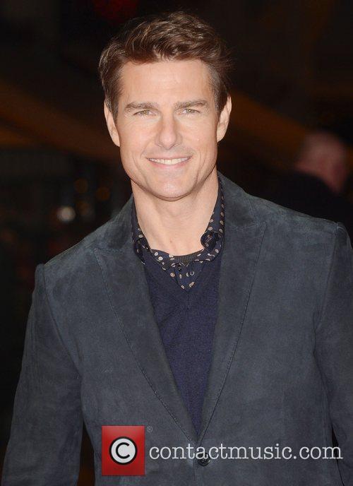 Tom Cruise, Jack Reacher Premiere