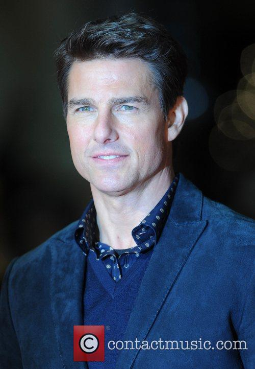 Tom Cruise, Jack Reacher, Odeon, Leicester Square, London and England 6