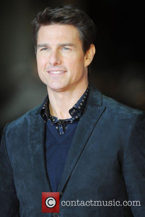 Tom Cruise, Jack Reacher, Odeon, Leicester Square, London and England 7