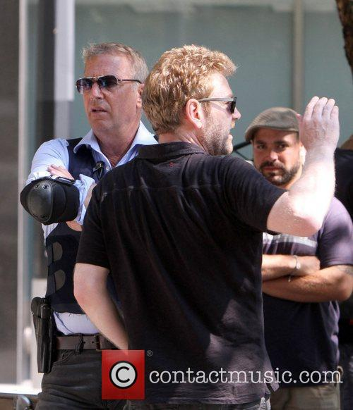 Kevin Costner and Kenneth Branagh 9