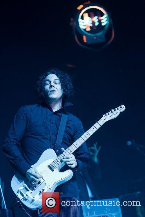 Jack White and Coliseu Dos Recreios 3