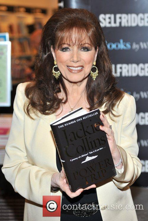 Jackie Collins and Selfridges 3