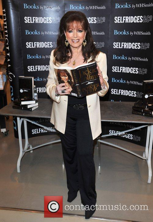 Jackie Collins and Selfridges 5