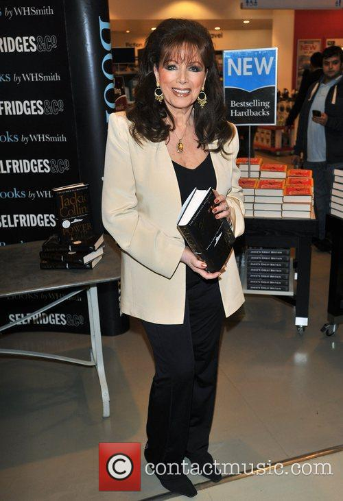 Jackie Collins and Selfridges 4