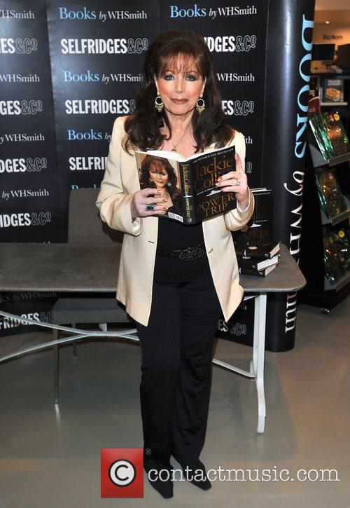 Jackie Collins and Selfridges 2