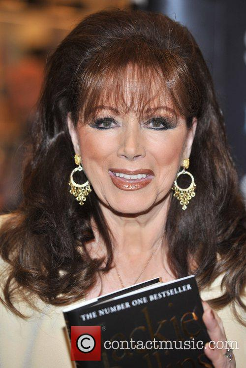 Jackie Collins and Selfridges 1