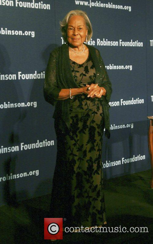 Rachel Robinson  2012 Jackie Robinson Foundation awards...
