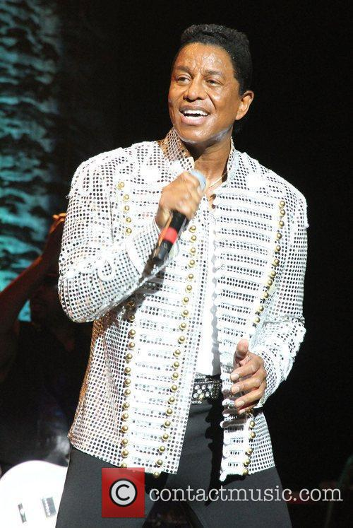 Performing live during The Jacksons Unity Tour 2012...