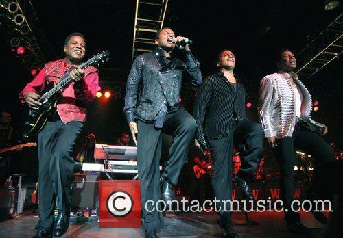 Tito Jackson, Jackie Jackson and Jermaine Jackson 2