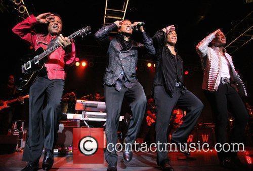 Tito Jackson, Jackie Jackson and Jermaine Jackson 3