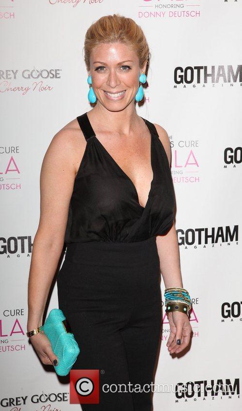 Jill Martin,  at the Dream Big! The...
