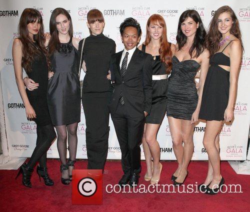 Wilhelmina Models,  at the Dream Big! The...